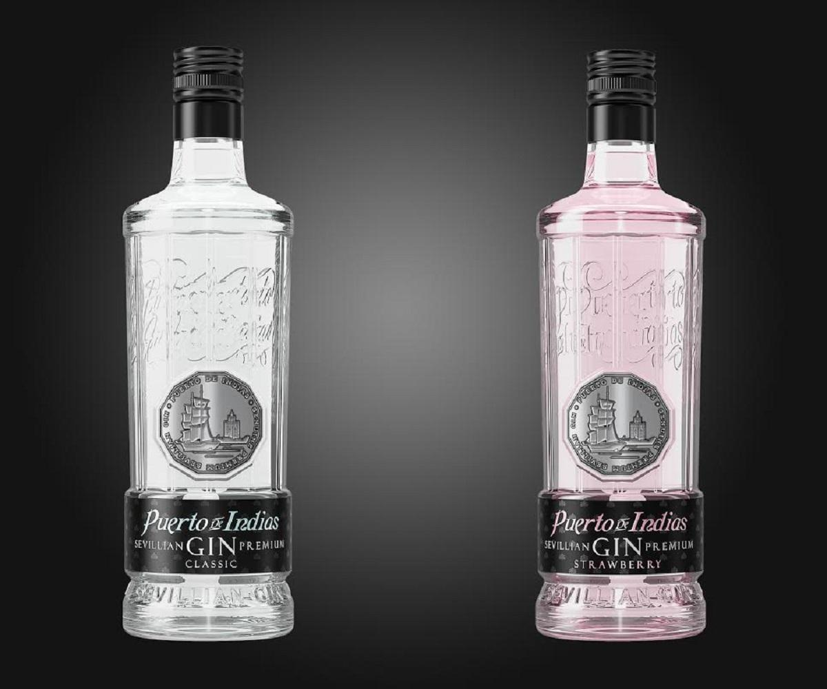 La ginebra premium sevillana puerto de indias presenta su nueva botella - Ginebra puerto de indias precio ...